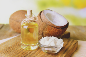 Кокосовое масло для ресниц