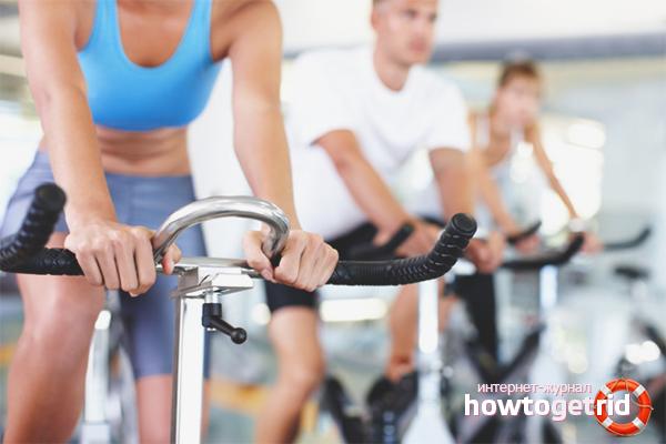 Польза и вред велотренажера для женщин и мужчин