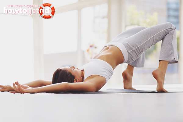 Упражнения в борьбе со складками на спине