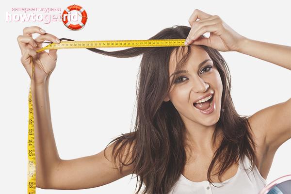 Что помогает для роста волос на голове?