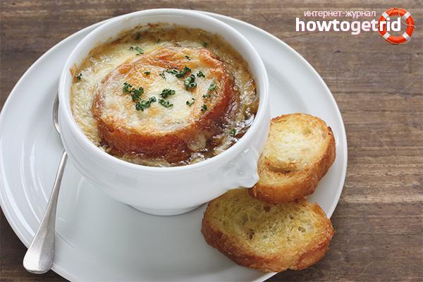 Как приготовить луковый суп в домашних условиях