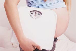 Как не потолстеть во время беременности
