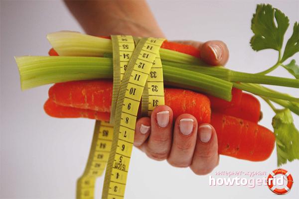 Как перейти на правильное питание для похудения