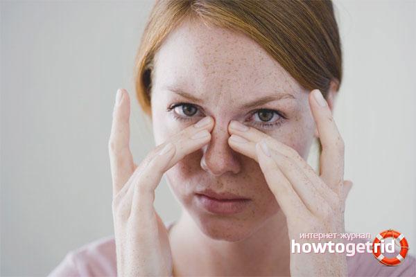 Как быстро вылечить гайморит без прокола