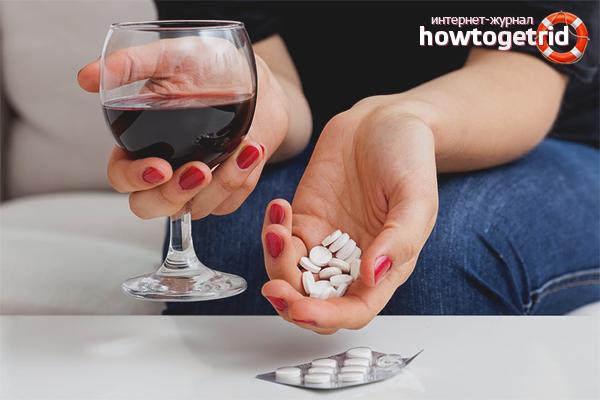 Можно ли пить алкоголь после антибиотиков?