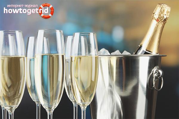 Шампанское польза и вред для здоровья наблюдаемое им