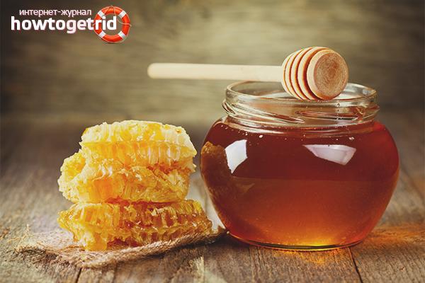 Польза мёда в сотах для гипертоников