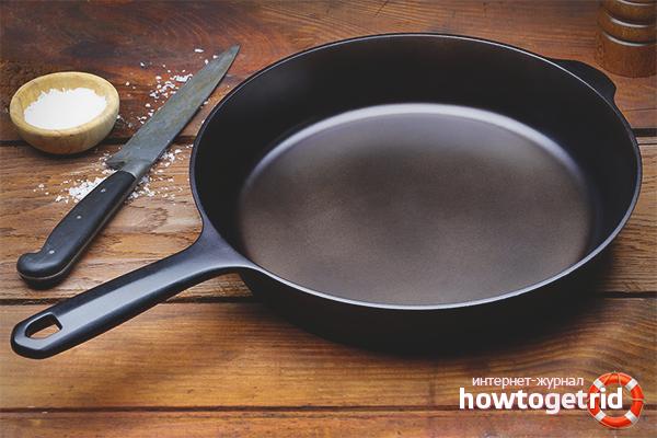 Как выбрать покрытие для сковороды
