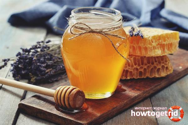 Польза и вред мёда для детей
