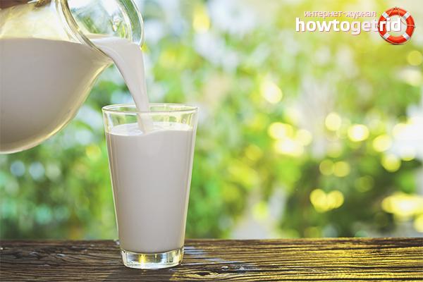 Польза молока для иммунитета