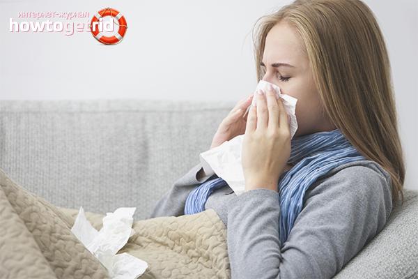 Как повысить иммунитет горла взрослым
