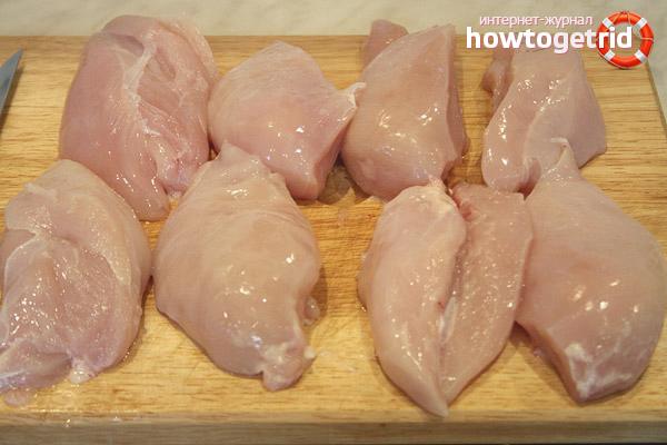 Вред куриной грудки