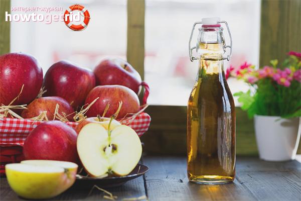 Яблочный уксус от варикоза на ногах отзывы применение для лечения и рецепты