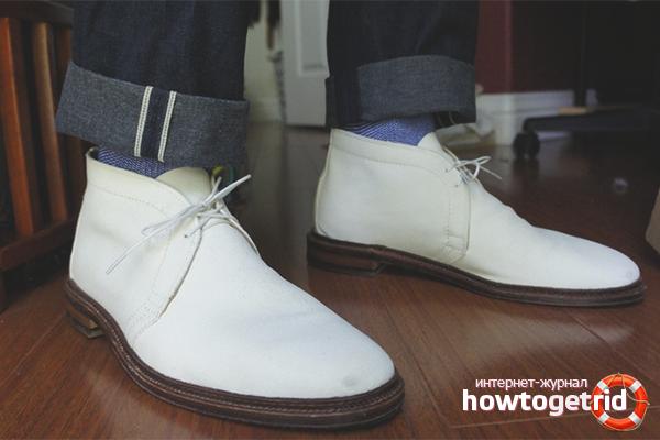 0c2361eb2 Как ухаживать за белой кожаной обувью