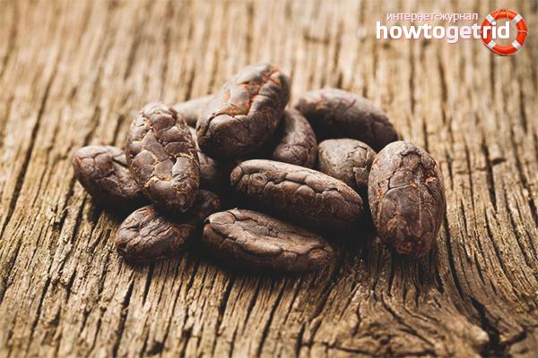 Какой вред могут нанести какао-бобы