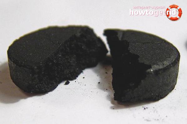 Польза активированного угля при аллергии