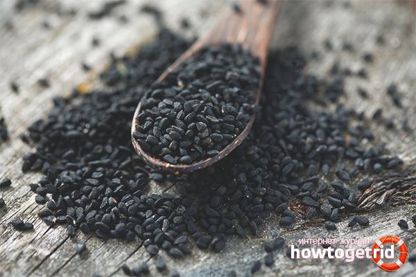 Польза и вред черного тмина