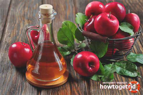 Диета с яблочным уксусом, меню, рекомендации, похудение на