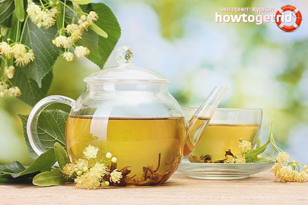 Польза липового чая для мужчин