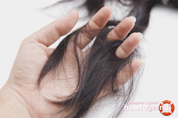 Маска для поврежденных волос с репейным маслом
