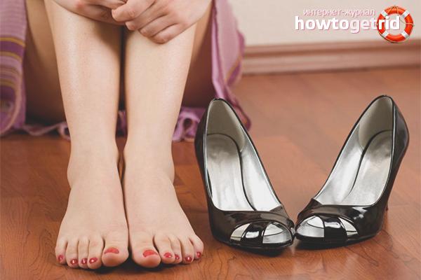 Что делать, если натирает обувь