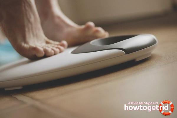 Функции напольных весов