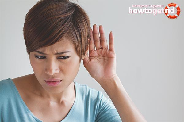 Как улучшить слух при тугоухости