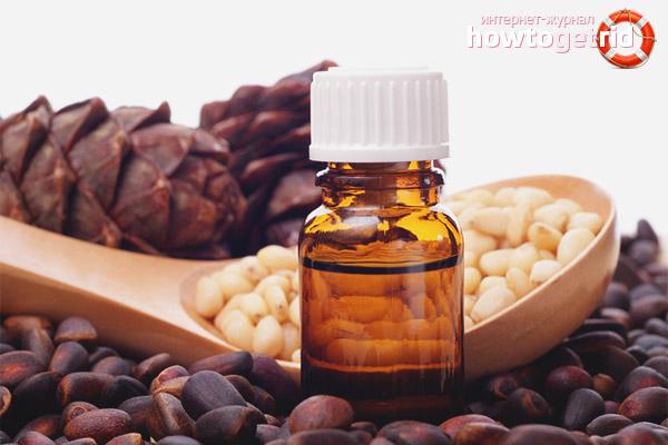 Кедровое масло для беременных женщин