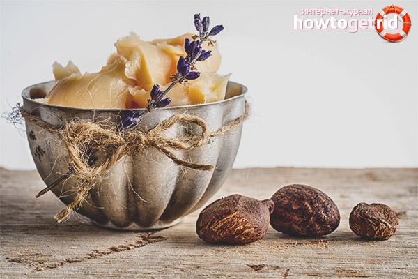 Масло карите в ароматерапии
