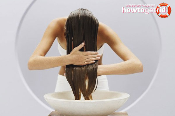 Ополаскиватели против ломкости волос