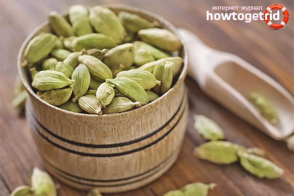 Полезные свойства и противопоказания кардамона