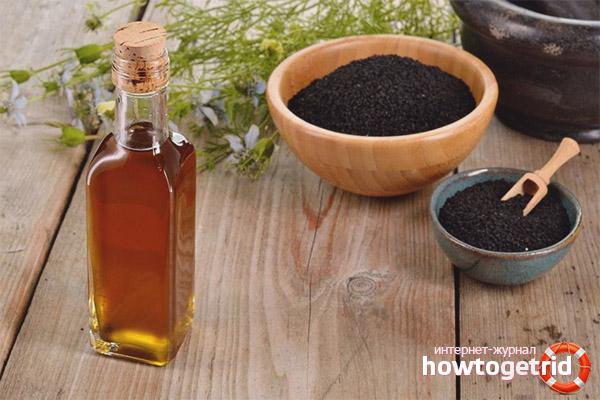 Полезные свойства и противопоказания масла черного тмина