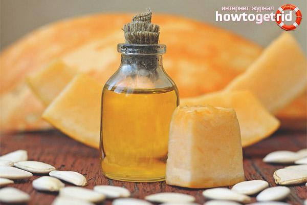 Полезные свойства и противопоказания тыквенного масла