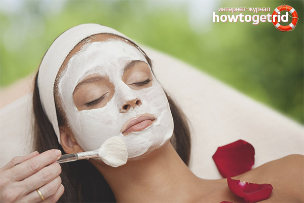 Универсальные маски для омоложения кожи