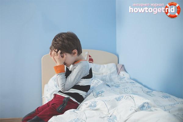 Как лечить энурез у детей: народные средства