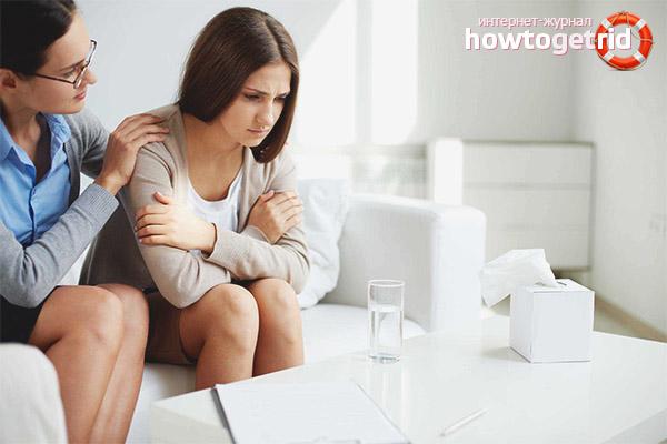 Как помочь другу или члену семьи, который находится в депрессии