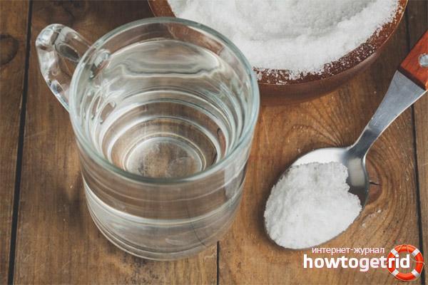 Как правильно пить соду для очищения организма