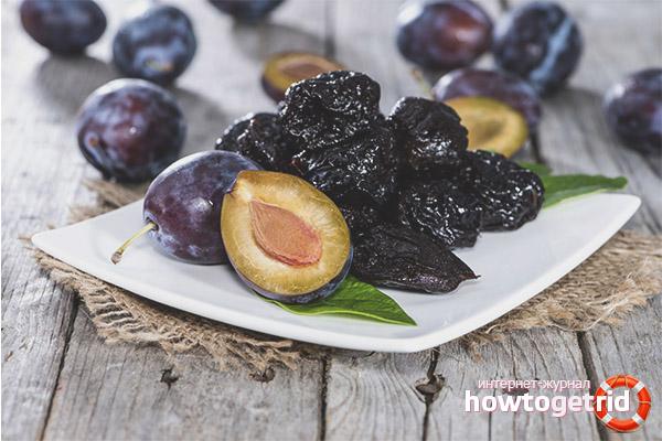 Как заготовить чернослив