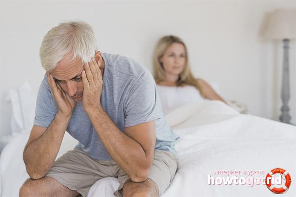 Почему после оргазма пропадает эрекция нашел