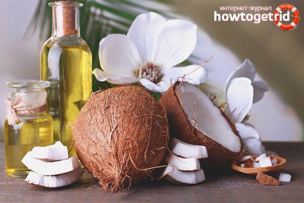 Масло кокоса для беременных