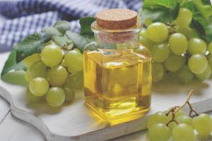 Масло виноградных косточек для лица