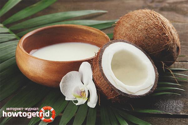 Молоко кокоса для беременных