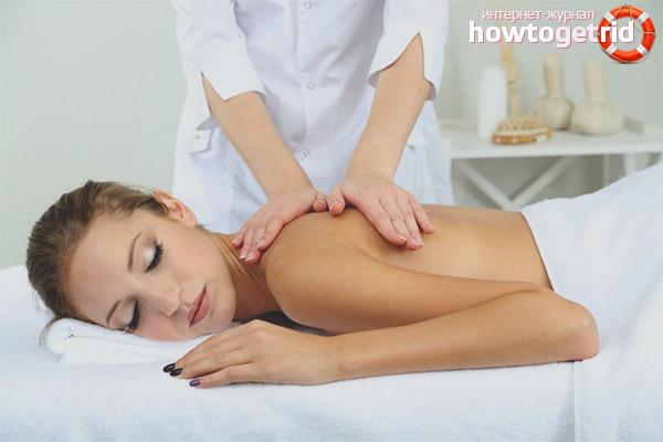 Как можно проводить массаж при эндометриозе