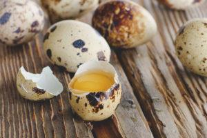 Перепелиные яйца при беременности