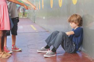 Ребенка обижают в школе