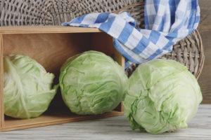 Как хранить капусту