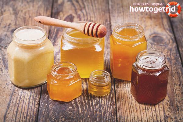Какие сорта меда помогут справиться с кашлем