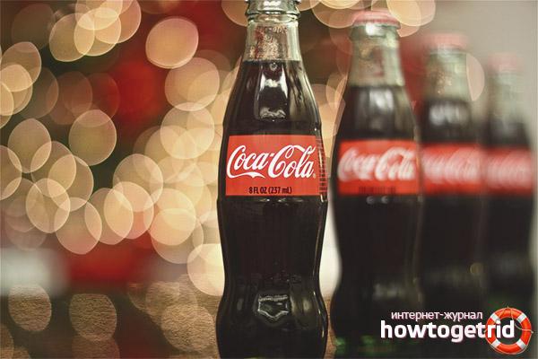 Кока-кола во время беременности
