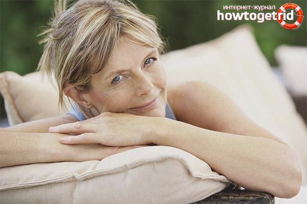 Способы отсрочки менопаузы и недопущения проявлений климакса