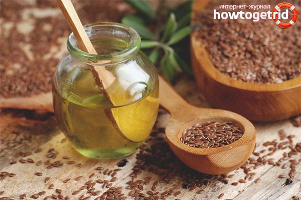льняное масло польза при повышенном холестерине